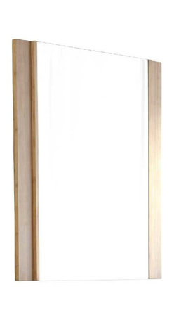 Native Trails - Native Trails Harmony Mirror - *Handcrafted solid Caramel bamboo