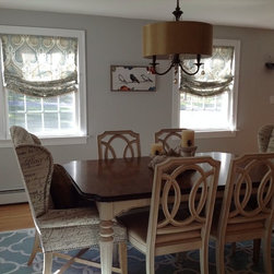 Custom Window Treatments -