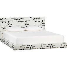 Contemporary Beds by CB2