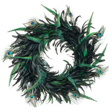 Eclectic Wreaths And Garlands by Z Gallerie
