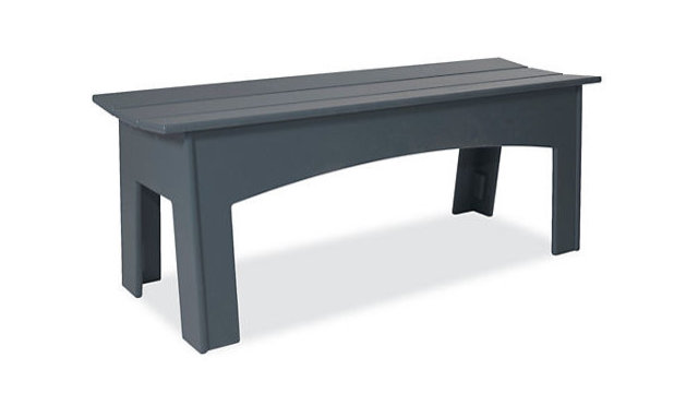 Traditional Outdoor Benches by Room & Board