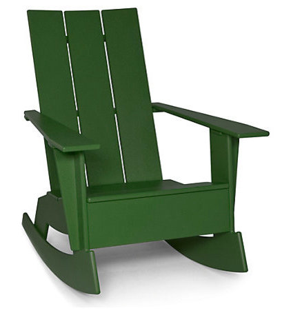Contemporary Outdoor Rocking Chairs by Design Within Reach