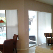 Contemporary Window Treatments by ANASTASIA BLIND COMPANY