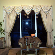 Traditional  by Maria J. Window Treatments and Home Décor