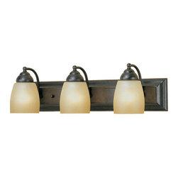 Millennium Lighting - Millennium Lighting 5013 3 Light Bathroom Vanity Light - Features: