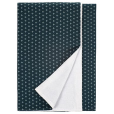 Contemporary Beach Towels by Nine Space