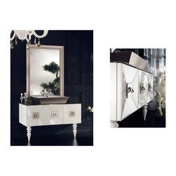 www.Topexdesign.com - Topex Armadi Art Fiaba - Topex Armadi Art Fiaba Bath vanity