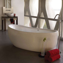 Modern Cool Bathtubs -