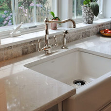 contemporary kitchen sinks by Sterling Kitchen & Bath