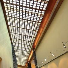 Contemporary  by Alan Mascord Design Associates Inc