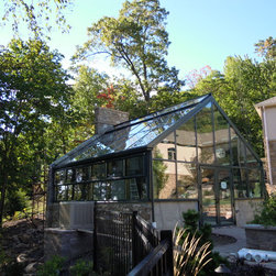 Residential Greenhouses by Solar Innovations, Inc. -