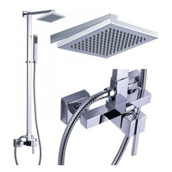 JollyHome - JollyHome Outstanding Single Handle Bath Tub Faucets - Complete parts and all install fittings are included.Water pressure tested for industry standard.Easy to keep clean and maintain.Ceramic valve core