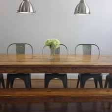Modern Dining Room by James and James Furniture