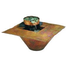 Mediterranean Indoor Fountains by Wine Cellar Innovations