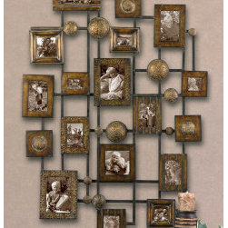 "13465 Natane, Photo Frame by uttermost - Get 10% discount on your first order. Coupon code: ""houzz"". Order today."