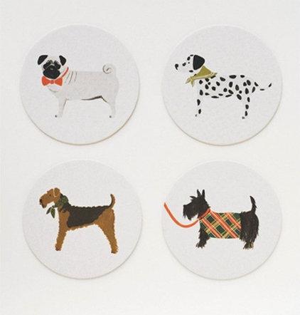 Contemporary Coasters by Furbish Studio