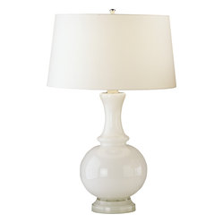 Glass Harriet Table Lamp