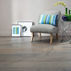 contemporary wood flooring by Vintage Hardwood Flooring
