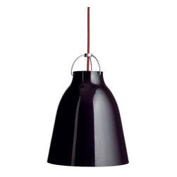 Modernist Amis Bell Lamp Black Large - Modernist Amis Bell Pendant Lamp Black Large