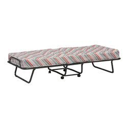 Linon - Torino Folding Bed - Dimensions:  74.8 x 31.5 x 15 inches