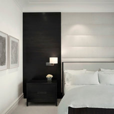 Modern Bedroom by NITZAN DESIGN