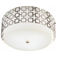 Modern Flush-mount Ceiling Lighting by YLiving.com