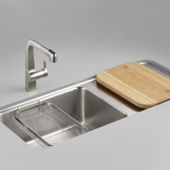 modern kitchen sinks by Kohler