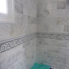 Traditional Tile by TILEBUYSIMON