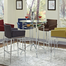 Modern Indoor Pub And Bistro Tables by Modern Furniture Warehouse