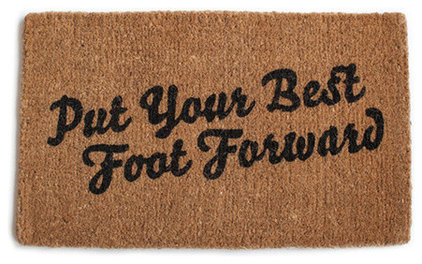 contemporary doormats by Furbish Studio