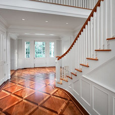 Traditional Entry by Tallman Segerson Builders