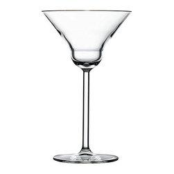 Hospitality Glass - Vintage 7 oz Martini Glasses 24 Ct - Vintage 7 oz Martini