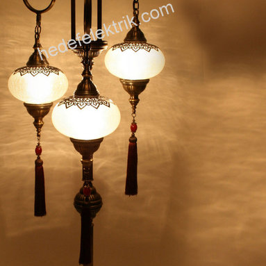 Turkish Style - Ottoman Lighting - *Code: HD-97206_65