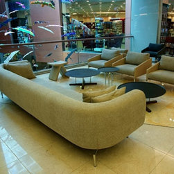 Durgu 4 Seater Sofa by B&T Design - Features: