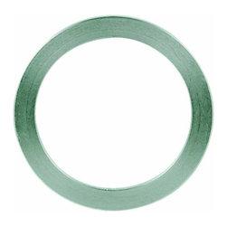 Hafele - Hafele: Flush Glass Door Handle: Steel: Matt: 59 X 6mm - Hafele: Flush Glass Door Handle: Steel: Matt: 59 X 6mm