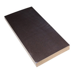 """Forna - """"Black Beach"""" 4mm FORNA Cork Tiles   (21.31 sqft per PKG.) - If you are interested in a dark floor, it can be achieved with the """"Black Beach"""" - which is not black...it is espresso colored."""