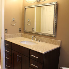 Modern Bathroom Vanities And Sink Consoles by Home Interior Solutions of Northwest Florida