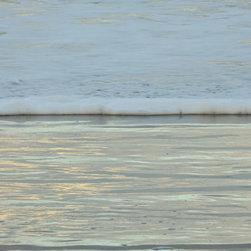 Lucy Snowe - Coastal Seascape Oregon, 20x16 - Minimal Modern Seascape for Coastal decor.