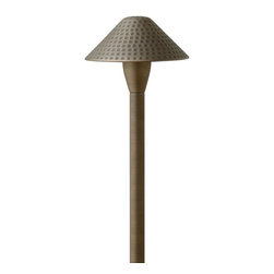 Hinkley - Hinkley Led Hardy Island Path 1-Light Matte Bronze Path Light - 16010MZ-LED - This 1-Light Path Light is part of the LED Hardy Island Path Collection and has a Matte Bronze Finish. It is Outdoor Capable, and LED.