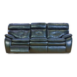 Recline Designs - Jody Queen Sleeper Sofa - 1 Southern Recline Jody Queen Sleeper Sofa 805-36