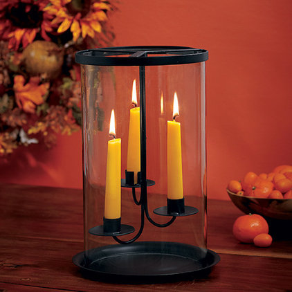 Traditional Candles And Candleholders by Monticello