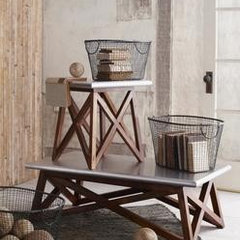 modern baskets by Greige
