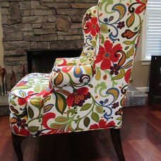 Living Room Chairs by Urbanmotifs