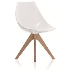 Contemporary Dining Chairs by Studio Verticale