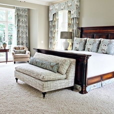 Traditional Bedroom by Lucy and Company