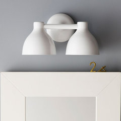 contemporary bathroom lighting and vanity lighting by West Elm