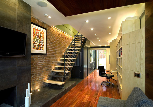 Contemporary  by KUBE architecture