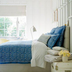 Christy - Christy of England Evelyn Sham - Petrol Blue - Set of 2 - 120005570124915770 - Shop for Pillowcases and Shams from Hayneedle.com! The Christy of England Evelyn Sham - Petrol Blue - Set of 2 flaunts a lovely spot design and rich color that'll make your bedding sing. This luxurious cotton sateen weave pair in dramatic petrol blue boasts a level of softness that only a 300 thread count can provide. The set features smooth handle and grosgrain trim to enhance its look all the more. Choose from the available size options to better complement twin to king size beds.Dimensions:Standard: 20L x 30W in.King: 20L x 36W in.About Christy LifestyleAmazing how something so soft could have such an incredible impact on the world. In 1850 Henry Christy procured a small sample of looped pile fabric unseen in the Western World. He and his brother Richard Christy were taken with the delicate feel and incredible absorbency of the material and soon learned ways of reproducing the loop pile mechanically. The mass-produced terrycloth was an instant sensation that even Queen Victoria ordered in abundance. One hundred sixty-five years later the Christy name is still at the height of luxury home interiors and stands as England's premier retailer of everything from exquisite homewares to famous Egyptian cotton towels. Christy has even become the official towel supplier of Wimbledon.