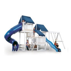 Congo Monkey Playsystem 4 With Swing Beam Recommended