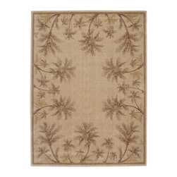 Nourison - Nourison Somerset ST46 Rectangle Rug - This resplendent group of exquisite rugs has something for everyone. It features traditional, transitional and contemporary designs in a variety of color combinations.Dimensions: 2' width by 2.9' length; 2' width by 5.9' length; 2.3' width by 8' length; 3.6' width by 5.6' length; 5.6' width by 7.5' length; 5.6' diameter round; 7.9' width by 10.1' lengthManufactured by Nourison